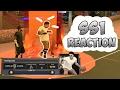 NBA 2K17 SS1 LIVE REACTION    SHIRT OFF AT THE PARK    NBA 2K17 DOUBLE REP AT THE PARK