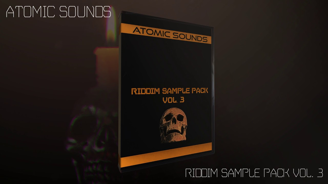 Riddim Sample Pack Vol  3 I OUT NOW!!!