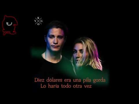 Kygo ft. Ellie Goulding - First Time (Lyrics) Sub Español