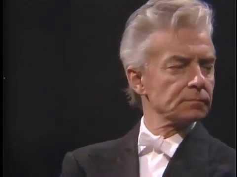 Karajan: Dvorak Symphony No.8 Rehearsal
