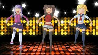 Repeat youtube video Caramell - Caramelldansen HD Version (English Original) Official