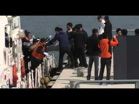 BBC News South Korea ferry disaster: More bodies found in ferry search