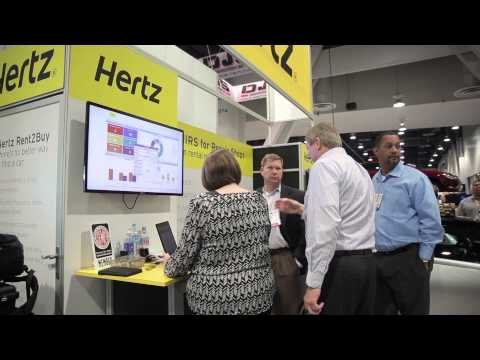 Hertz Senior VP Provides Overview Of SEMA 2014
