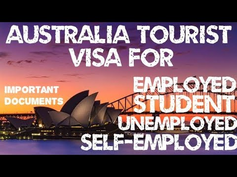 Australia Tourist Visa | How To Apply | Important Documents | Indian Citizens | Explained