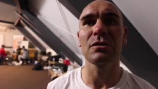 'I KEEP GETTING DODGY DECISIONS - IT REALLY HURTS'- FORMER WORLD CHAMP STUART HALL DEFEATS AGUILAR