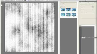 Photoshop Tutorial: Create Distressed Texture With Transparent Background