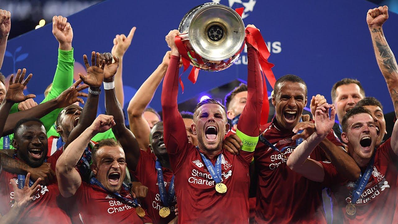 ผลการค้นหารูปภาพสำหรับ spurs 0 v 2 liverpool champions league final