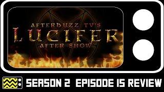 Lucifer Season 2 Episode 15 Review & After Show | AfterBuzz TV