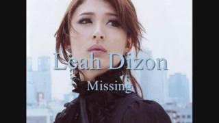 Leah Dizon - Missing リア・ディゾン Romaji: natsukashii anata no nu...