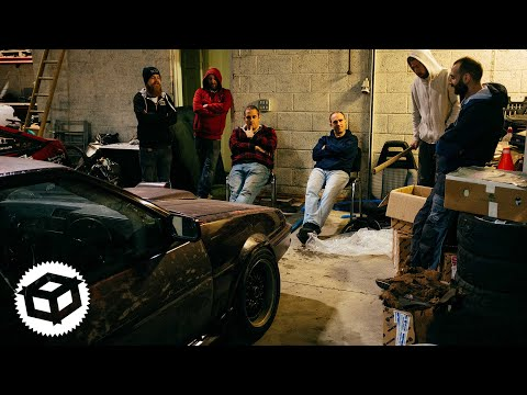 Rusty Spidery Trueno car   Juicebox  Unboxed #13
