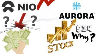 Why I think Aurora stock heading to 14 dollars! Is Nio stock a buy?