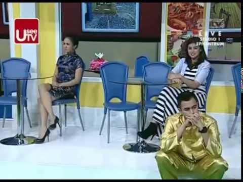 Wow Celana Dalam Laudya Cyntia Bella Terlihat Saat Show @pesbukers