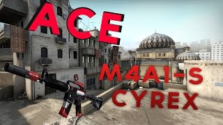 CS:GO   M4A1-S Cyrex Ace