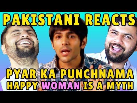 Pakistani Reacts to Best Scene from Pyaar Ka Punchnama
