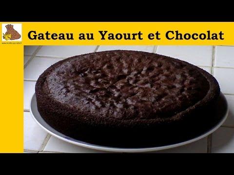 gateau-au-yaourt-et-chocolat-(recette-rapide-et-facile)