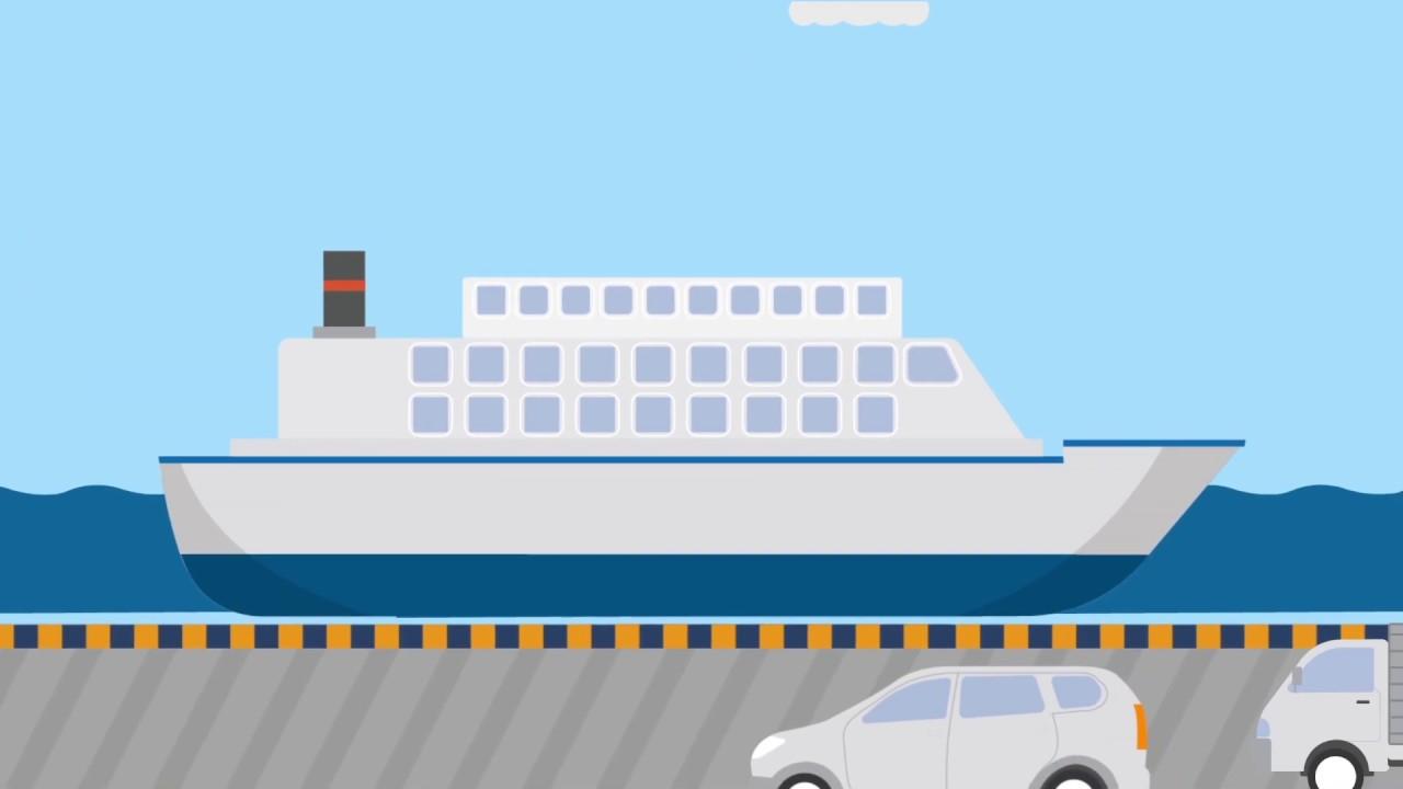 Cara Pembayaran Non Tunai Tiket Penyebrangan Asdp Indonesia Ferry