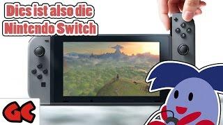 Dies ist also die Nintendo Switch | Kolumne