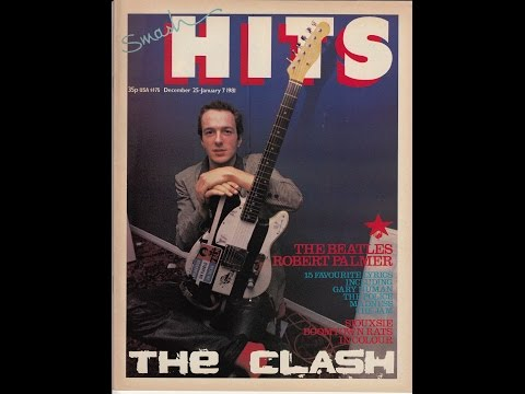 The Clash audio live in Lille, France 1981 soundboard