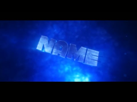 [FREE] BLUE 3D AE & C4D Intro Gaming Template #20 [DL LINK]