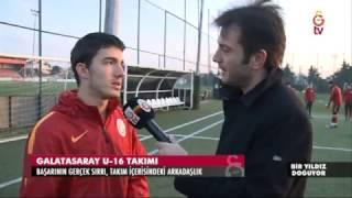 Bir Yıldız Doğuyor | Galatasaray U16 Takımı (15 Şubat 2017)