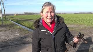 Onze man op Texel van NH Nieuws over bomoefeningen