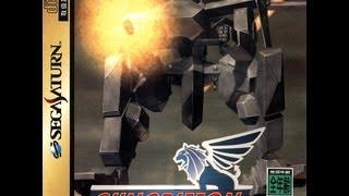 GunGriffon: The Eurasian Conflict (Mini-Review & Impressions) (Sega Saturn Import/VCD Game)