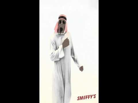 Smiffy's Arab Costume