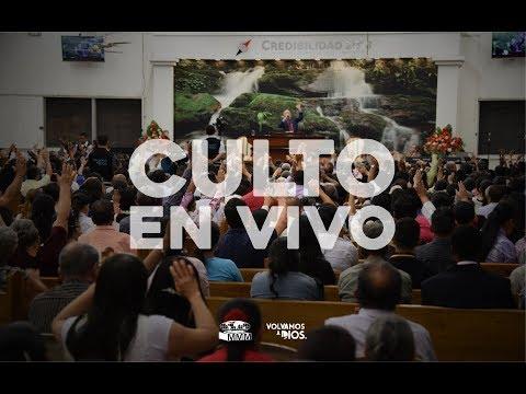 Rev. Gerardo Martínez L Para Nunca Olvidar L 2 Culto, 12 Mayo 2019