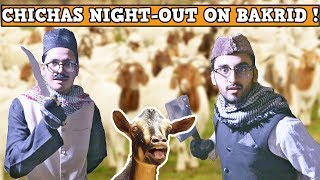 Chichas Funny Night-Out on Bakrid (feat. Pashu & Fakhru) l Hyderabadi Comedy