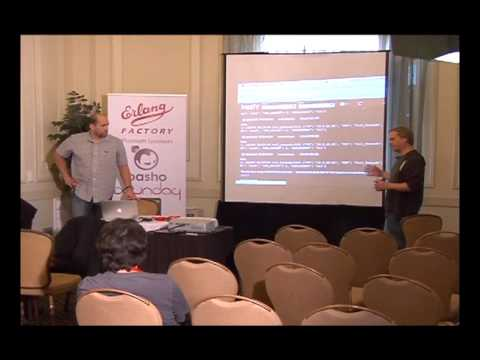 Using Erlang's Location Transparency For Devops Work: Noah Gift, Michael Bakkemo