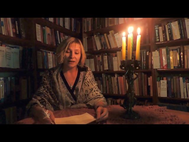 Изображение предпросмотра прочтения – ИринаКатышева читает отрывок изпроизведения «Евгений Онегин» А.С.Пушкина
