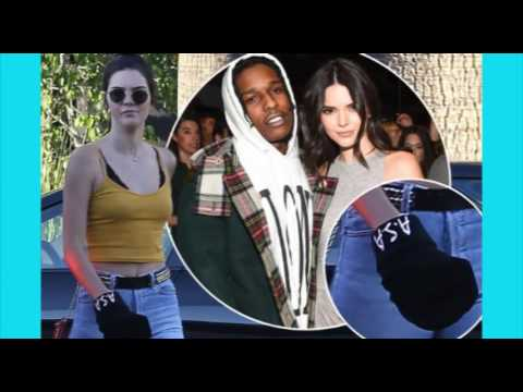 Kendall Jenner Steps Out With A$AP Rocky Again Following Dating Rumors