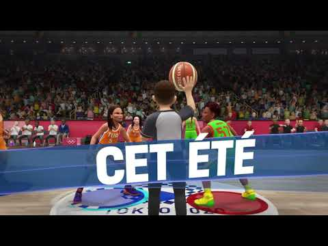Olympic Games Tokyo 2020: The Official Video Game | Announcement Trailer (FR)