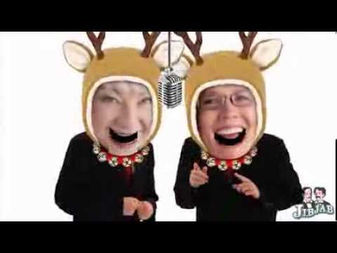 Do the Maca Reindeer - Happy Holidays from Adironnda & Company