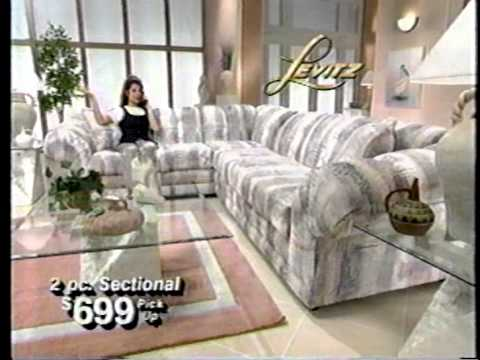 Attrayant 1993 Levitz Furniture Commercial
