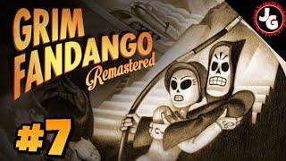 Let's Play Grim Fandango Remastered #7 [Deutsch|PS4]