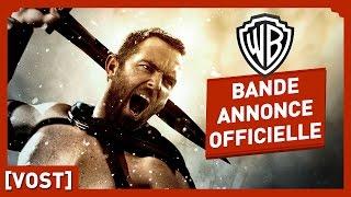 300 : La Naissance d'un Empire - Bande Annonce 2 (VOST) - Eva Green / Zack Snyder streaming