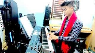 Đàn Organ Tết 2017  Ước Mơ Ngọt Ngào -  Nguyễn Kiên Music