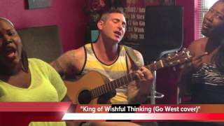 """NEW """"King of Wishful Thinking (Go West cover)"""" by Eric Himan and the Soultre' Singers!"""