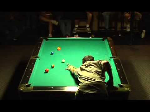 Efren Reyes vs. Francisco Bustamante- Hot Seat Match