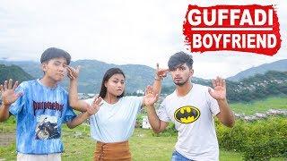 Guffadi boyfriend|Modern Love|Nepali Comedy Short Film| SNS Entertainment