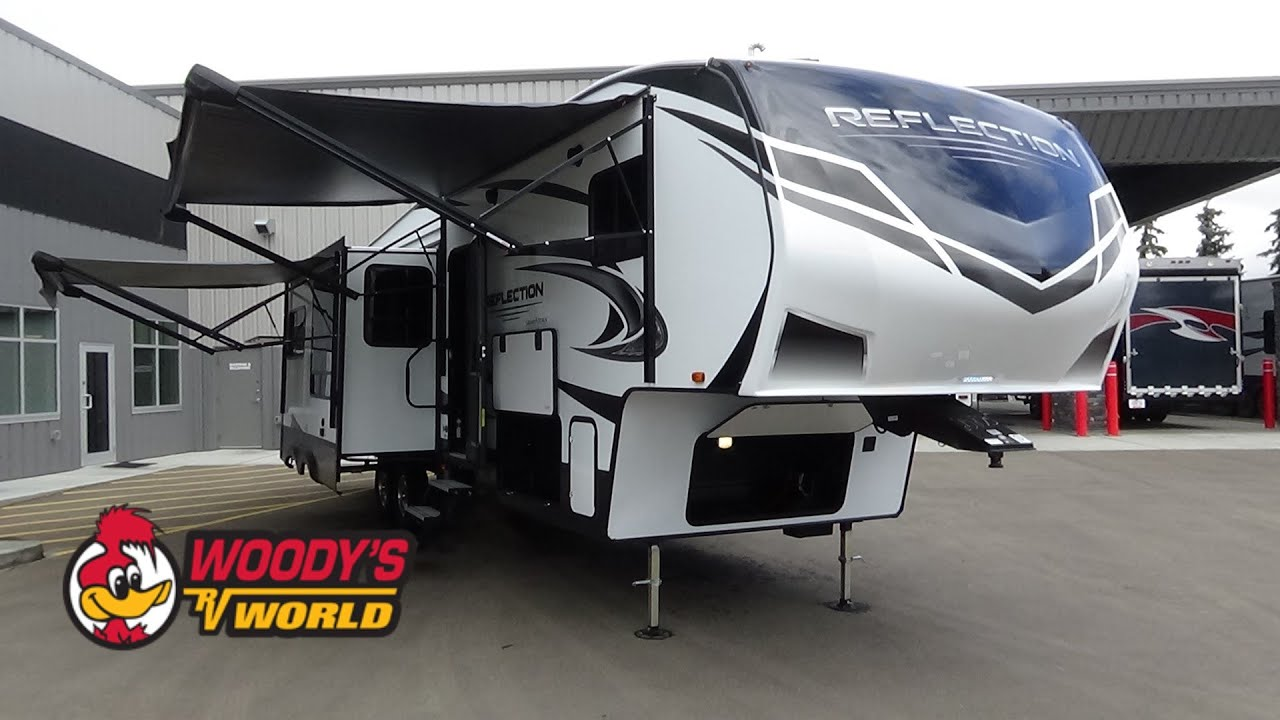 "Woodys Rv World >> 2020 Grand Design RV Reflection 311BHS ""Bunk House"" Fifth ..."