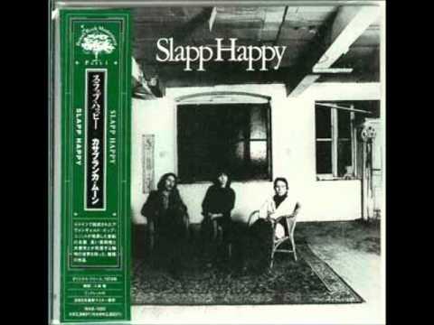 Slapp Happy - Blue Flower (live)