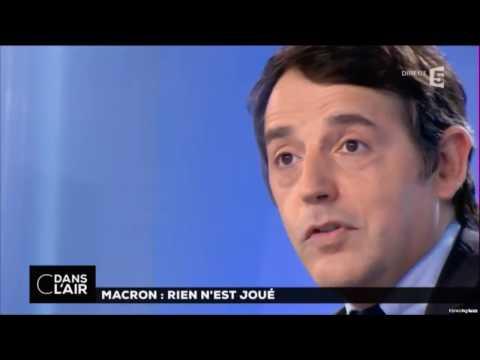 Le Lapsus de l'IFOP : «On a installé l'idée que Macron serait au 2nd tour» (F5, 28/03/17, 18h)