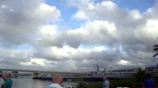 f 22 flyover pearl harbor 12 7 11