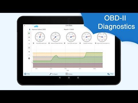 AutoRepair Cloud - OBD-II Diagnostics Feature (Updated v.2)