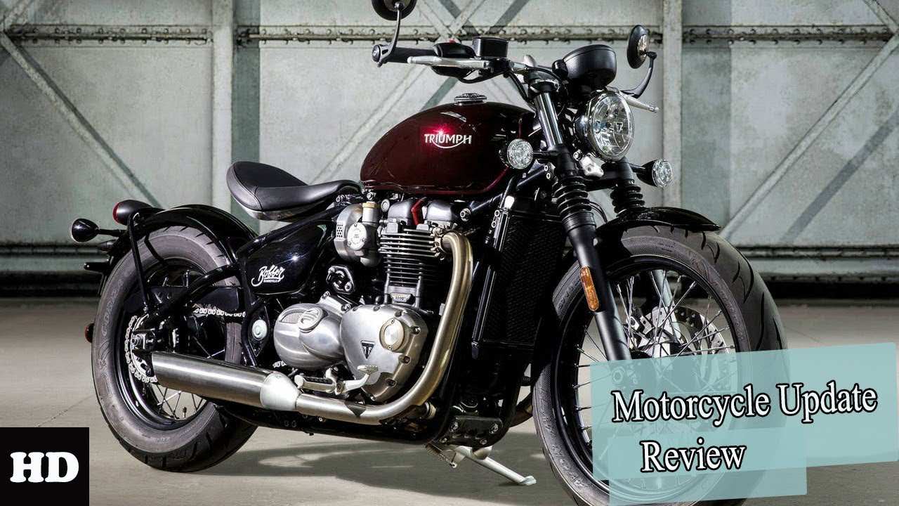 Hot News 2019 Triumph Bonneville Bobber 1200 Limited Edition Review Look In Hd