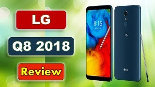 LG Q8 2018 Review - Use It As Notebook Or Smartphone