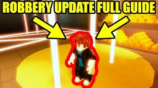 [FULL GUIDE] NEW BANK and JEWELRY STORE UPDATE | Roblox Jailbreak Update