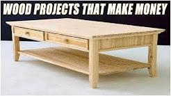 Wood Craft Ideas To Make Money